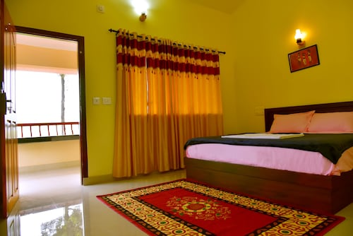 Green Garden Two Deluxe Rooms - 1st Floor Two Bed Rooms With Balcony
