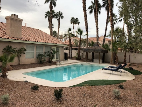 Check Expedia for Availability of 3BR Las Vegas Home W/private Pool! Only 4 Miles From the Strip and Airport!