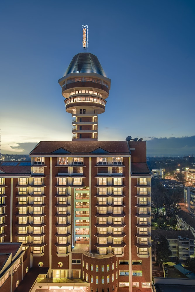 Featured Image, Mövenpick Hotel & Residences Nairobi