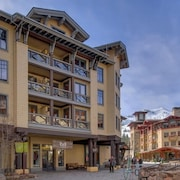 Squaw Condo Village at Squaw Valley With Ski-in Ski-out 2 Bedroom/2bath Condo
