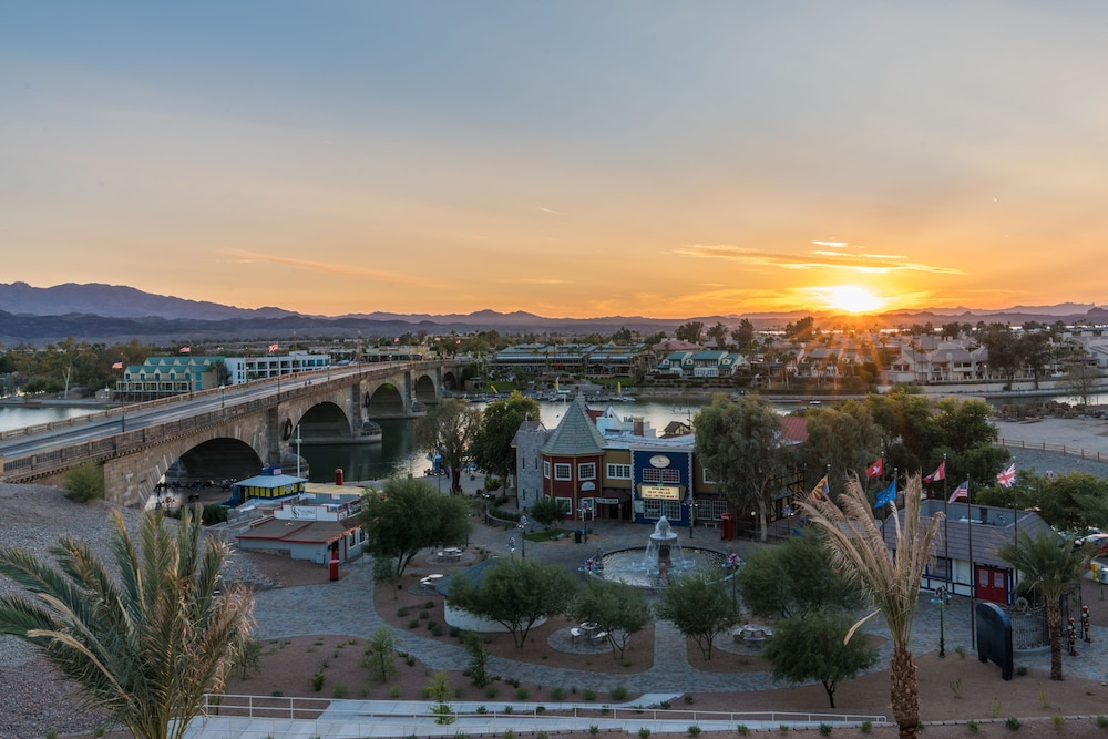 View from Property, Holiday Inn Express And Suites Lake Havasu - London Bridge, an IHG Hotel