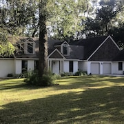 Large Amelia Island Vacation Home-short Distance From Beach/downtown Fernandina