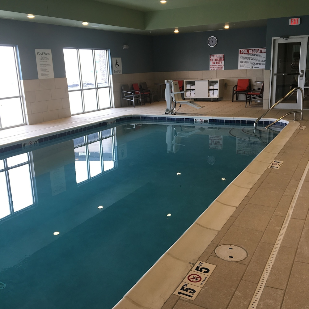 Indoor Pool, Holiday Inn Express and Suites Nebraska City, an IHG Hotel