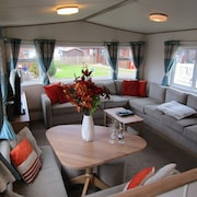 Luxury Caravan, Tattershall Lakes