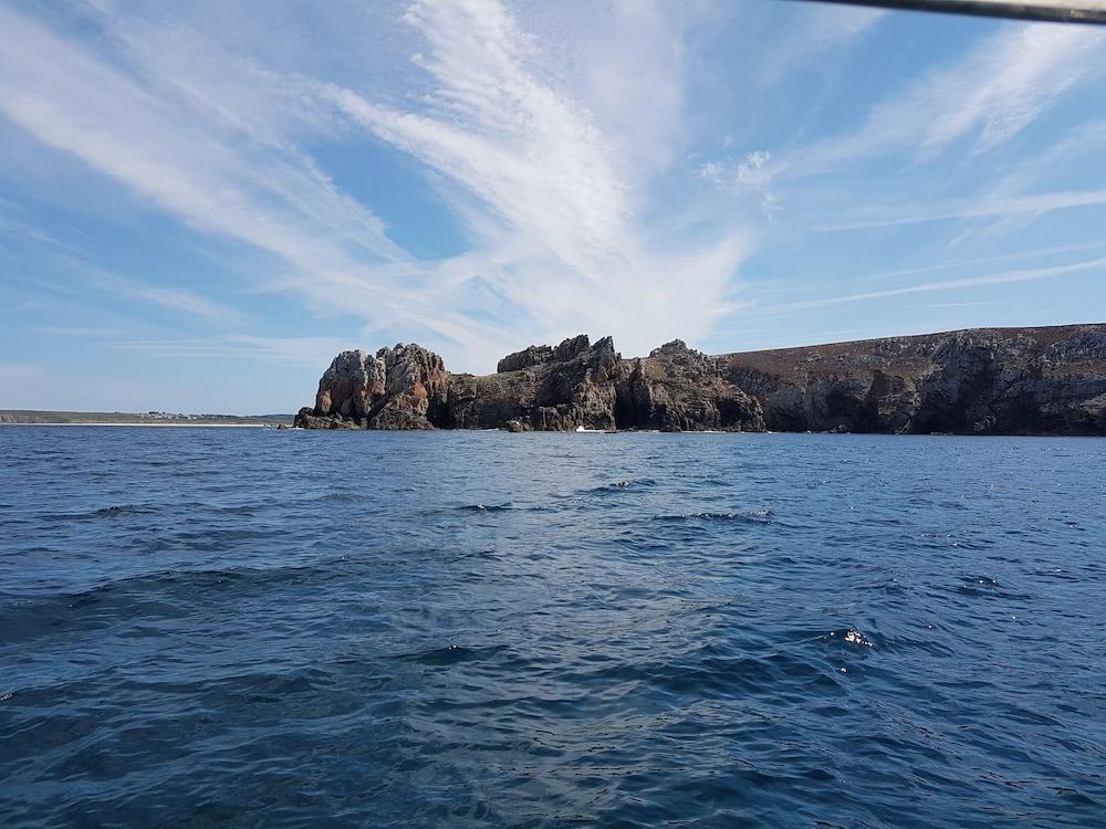 Charming Little House Breathtaking Sea View Presqu Ile De Crozon