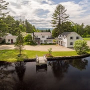 70 Acres, 9 Bedrooms, Hiking Trails, Fly Fishing, Country Retreat
