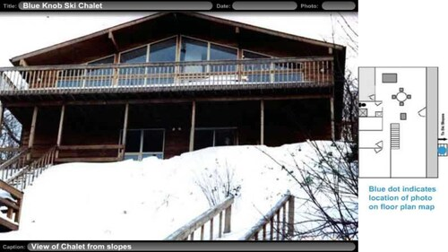 Blue Knob Ski in Ski Out Chalet 4 Seasons Resort