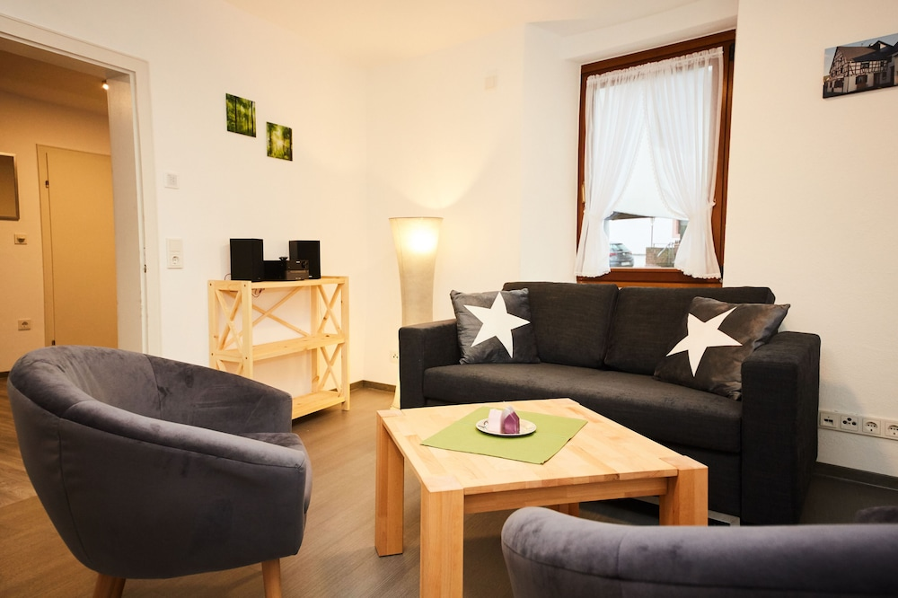 Living Room, Mosel - Bernkastel-kues - Holiday House