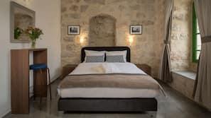 Schallisolierte Zimmer, kostenloses WLAN, Bettwäsche, Barrierefreiheit
