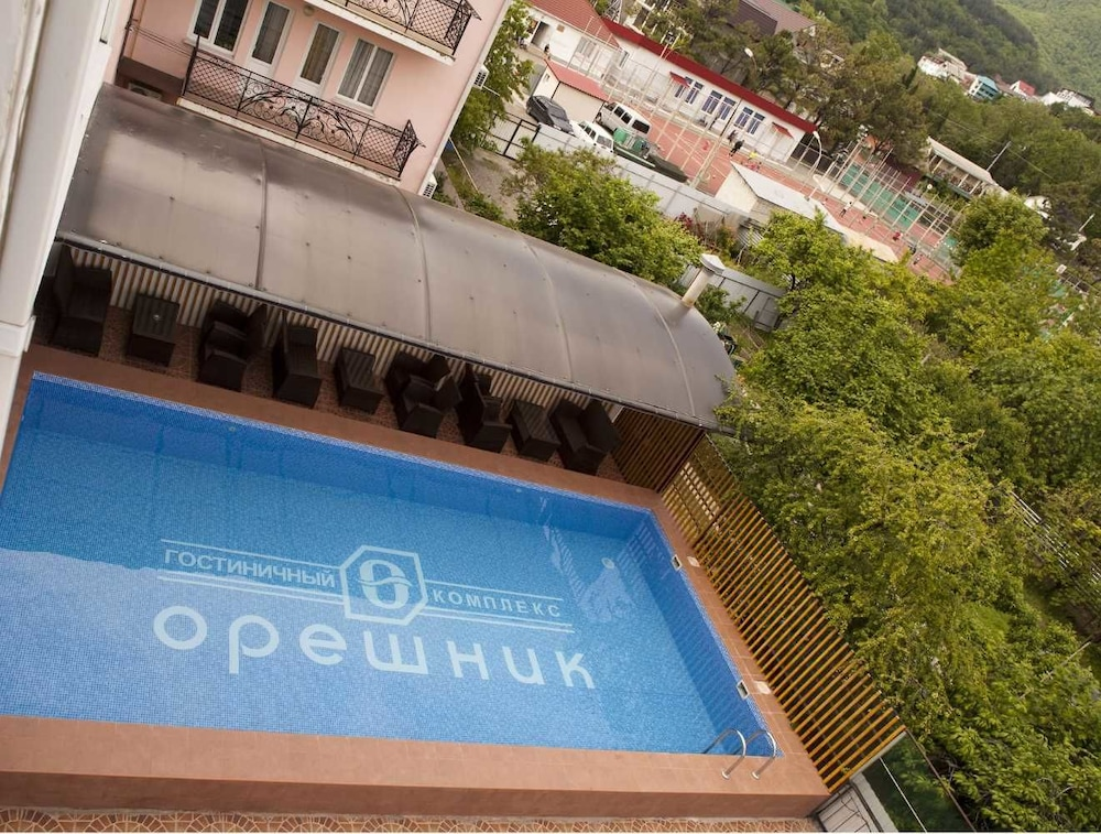 Outdoor Pool, GK ORESHNIK