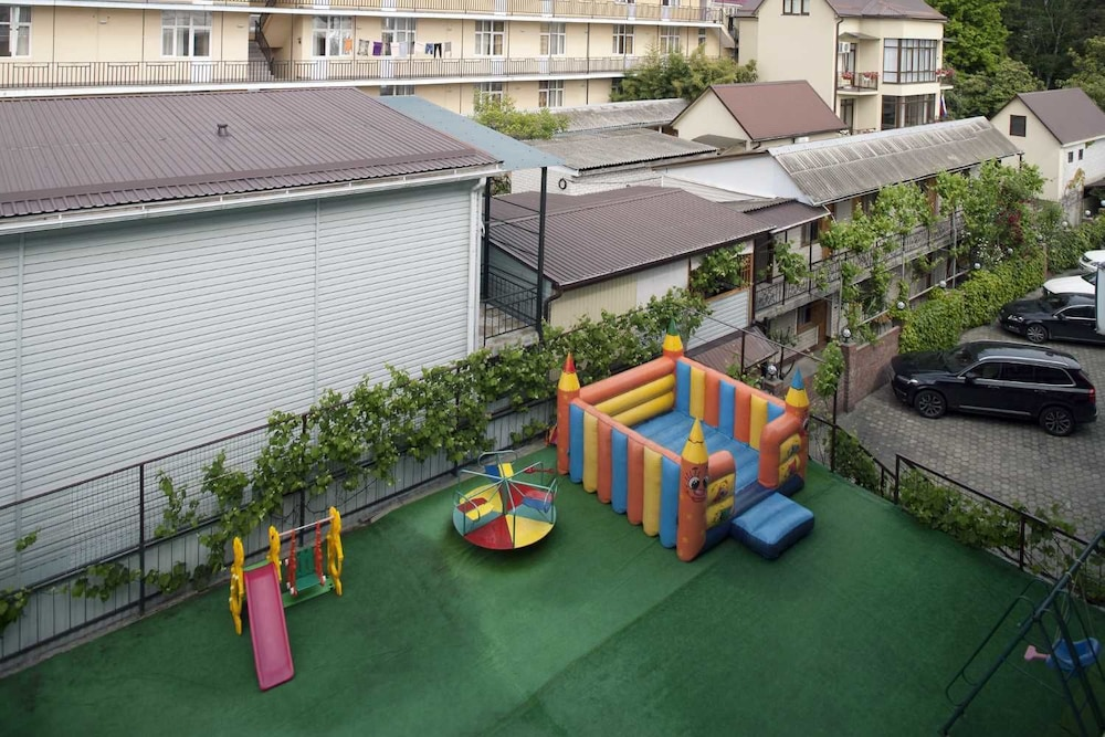 Children's Play Area - Outdoor, GK ORESHNIK