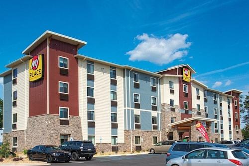 마이 플레이스 호텔-그린빌, 사우스캐롤라이나