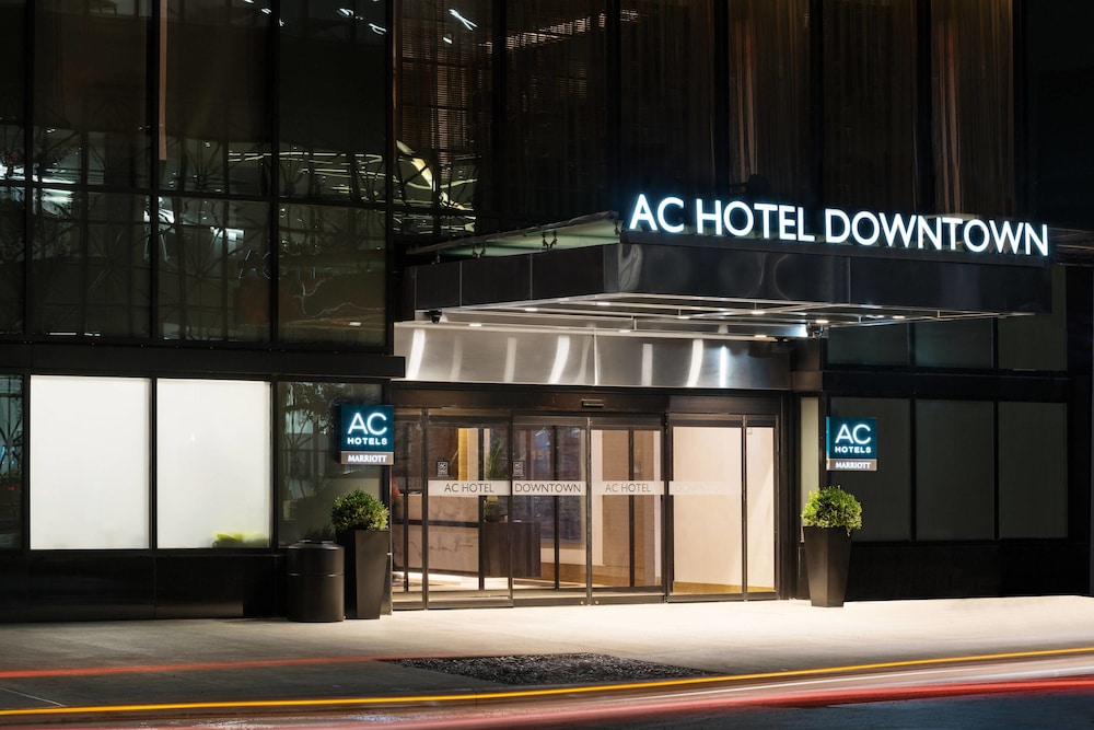 Exterior, AC Hotel by Marriott New York Downtown