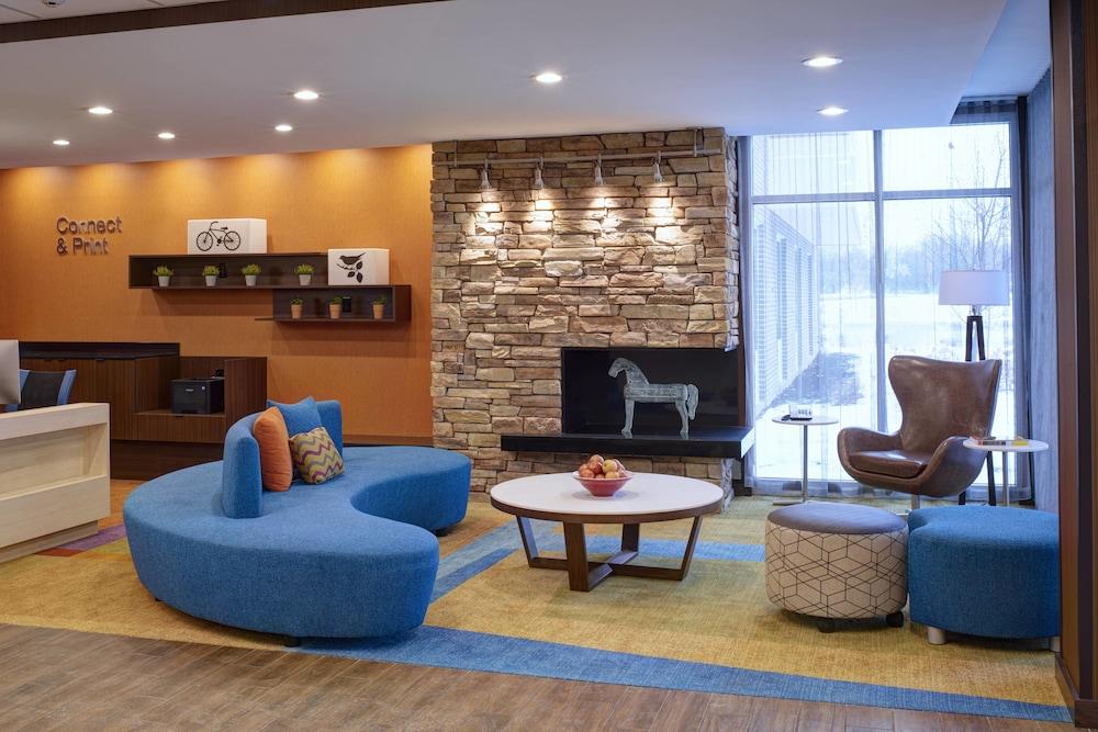 Fairfield Inn U0026 Suites By Marriott Ann Arbor Ypsilanti In ...