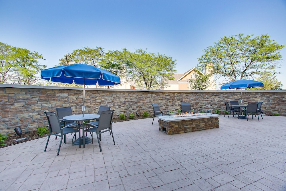 Terrace/Patio, Fairfield Inn & Suites by Marriott Wichita East