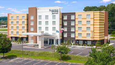 Fairfield Inn & Suites Athens Marriott