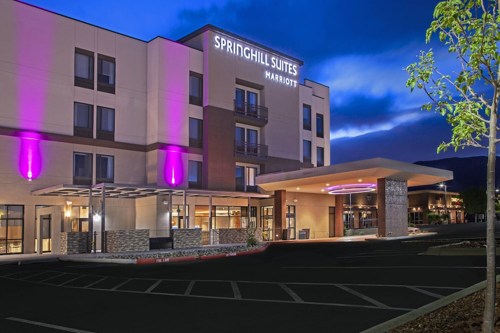 Exterior, SpringHill Suites by Marriott Albuquerque North/Journal Center