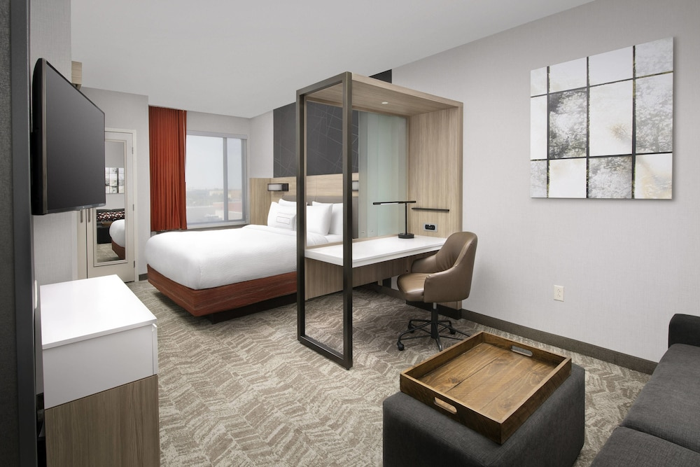 Room, SpringHill Suites by Marriott Albuquerque North/Journal Center
