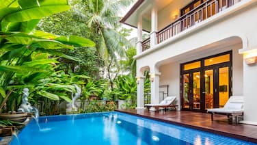 Tropical Villas Beach Danang