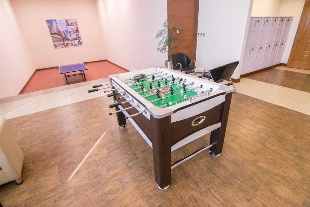 Sports Facility, The Centaurus Serviced Apartments