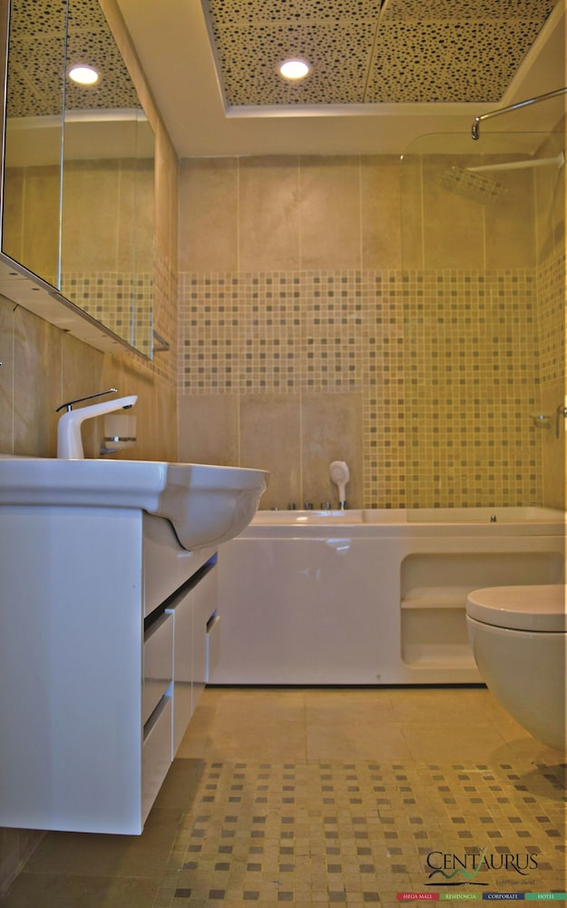 Deep Soaking Bathtub, The Centaurus Serviced Apartments