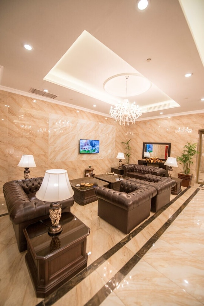 Lobby, The Centaurus Serviced Apartments