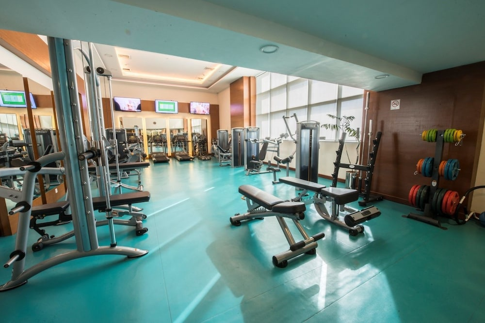 Gym, The Centaurus Serviced Apartments