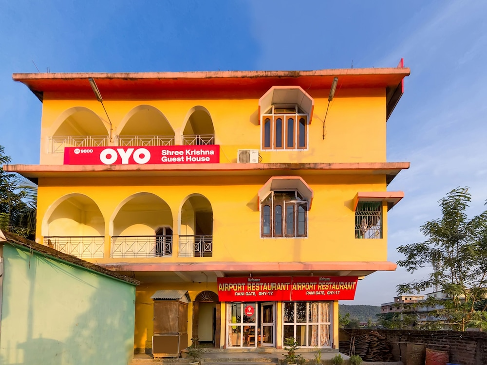 OYO 9800 Shree Krishna Guest House Guwahati India