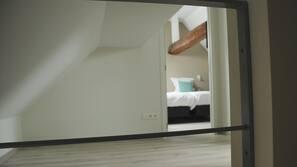 2 chambres, literie de qualité supérieure, décoration personnalisée