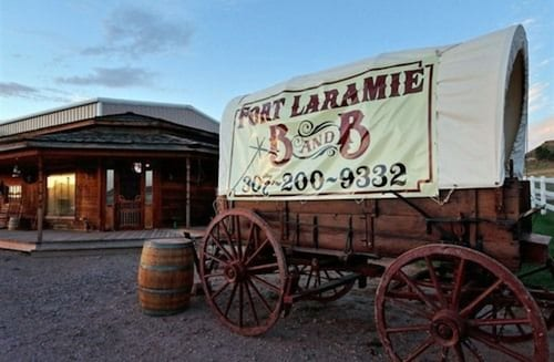 Fort Laramie Bed and Breakfast