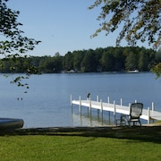 Only 2 Summer Weeks Remain Pristine Water Frontage Private Beach Dock