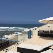 Oceanfront Beach House in Punta Hermosa - Lima -whole House , 2 Levels , Swpool