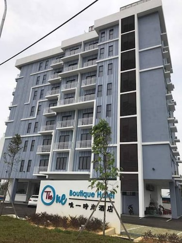 The One Boutique Hotel Sekinchan