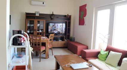 Apartment With 2 Bedrooms in Port El Kantaoui, With Wonderful sea View, Pool Access, Furnished Balcony - 200 m From the Beach