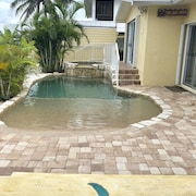 Fishermans Paradise 3/2 Private Pool,hot TUB ,quick Access TO Ocean,60 FT Dock