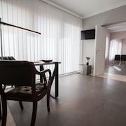 Businesscenter im Zimmer