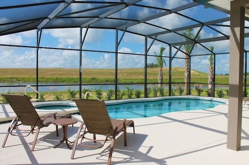 Brand New,  South Facing Solterra Resort Pool Home