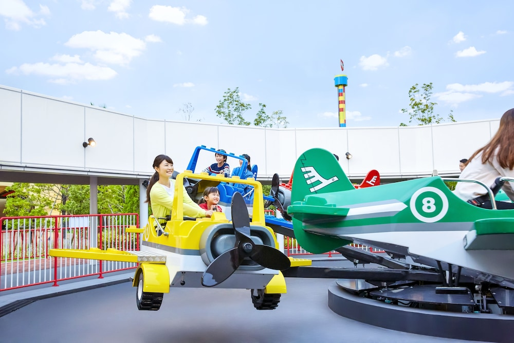 Children's Play Area - Outdoor, LEGOLAND Japan Hotel