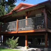 Windermere Copperpoint Golf/ski/snowmobile Family Chateau, Invermere
