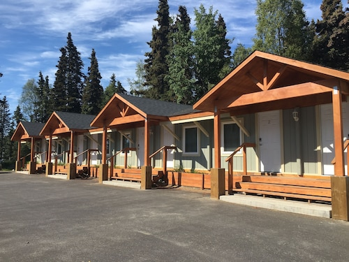 Check Expedia for Availability of Downtown Kenai Full Kitchen Suite