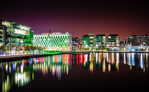 Grand Canal Dock Luxury Special Offer''
