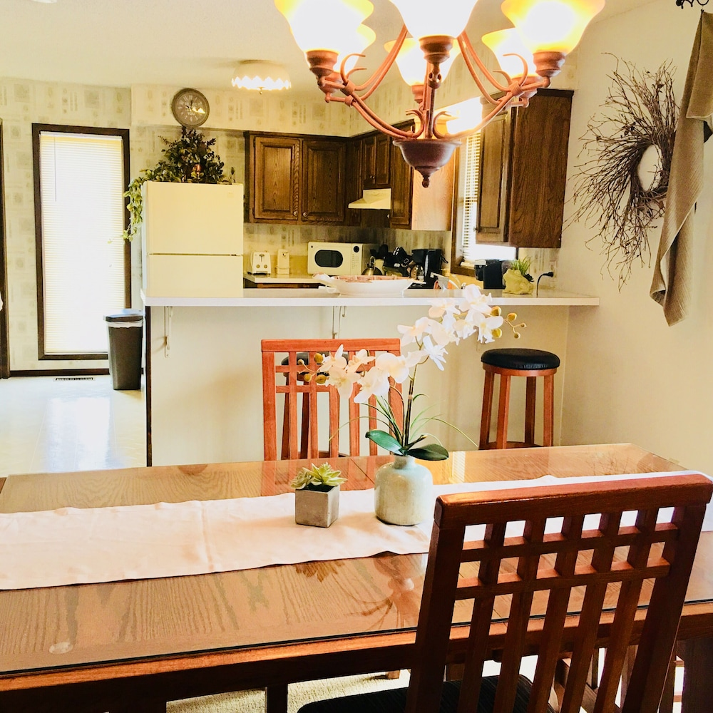 Private Kitchen, One of Nwarkansas Travel Guides Top 10 Best Vacation Rentals in Bella Vista, AR