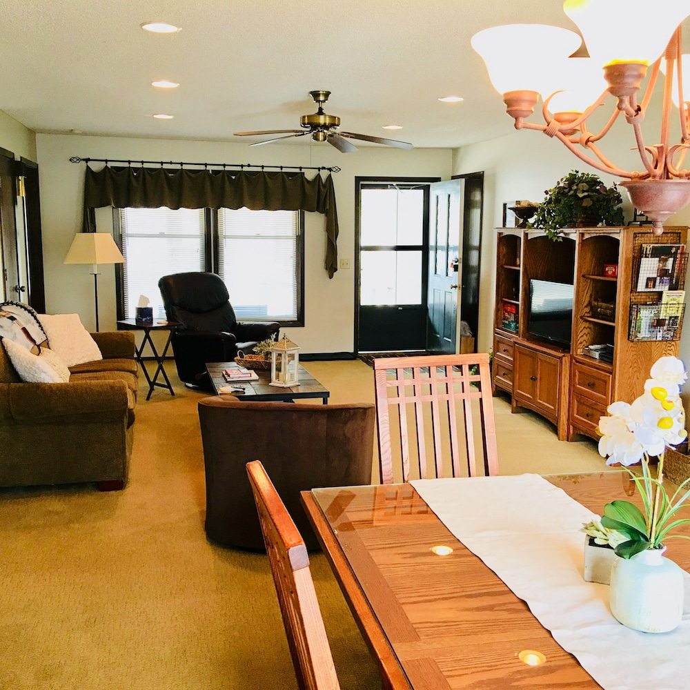 Living Room, One of Nwarkansas Travel Guides Top 10 Best Vacation Rentals in Bella Vista, AR