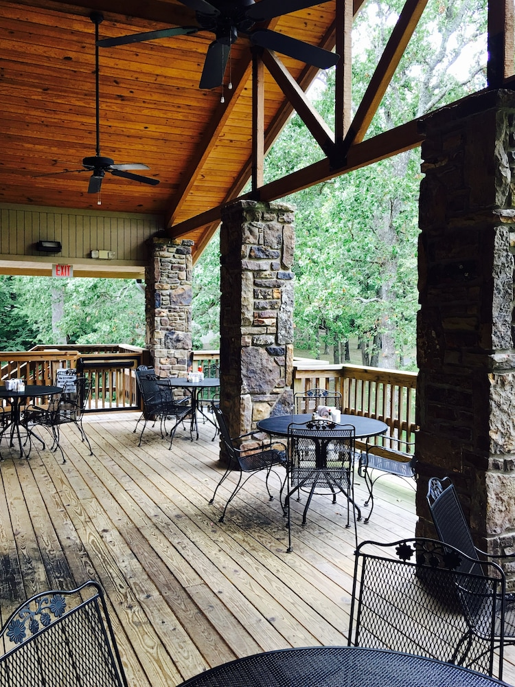 Balcony, One of Nwarkansas Travel Guides Top 10 Best Vacation Rentals in Bella Vista, AR
