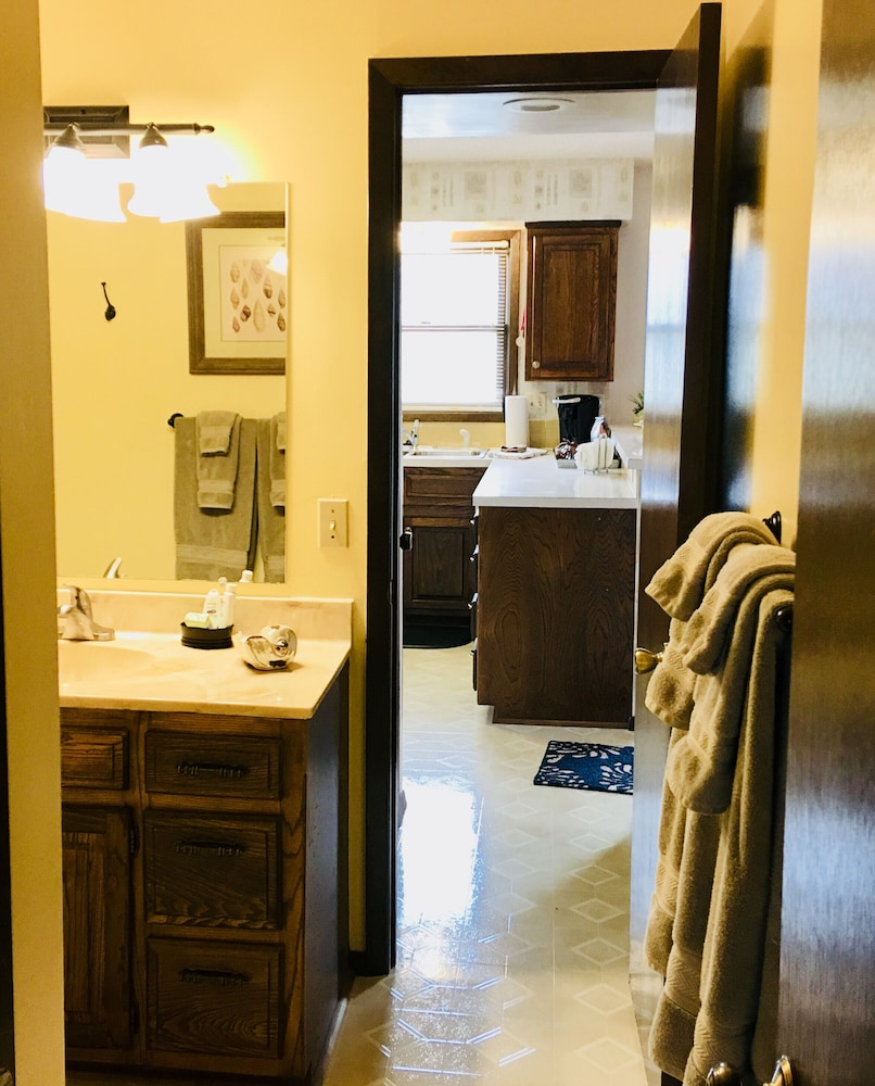 Bathroom, One of Nwarkansas Travel Guides Top 10 Best Vacation Rentals in Bella Vista, AR