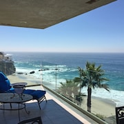 ~***~ Best Ocean Front Corner Unit Condo in Laguna Beach~***~