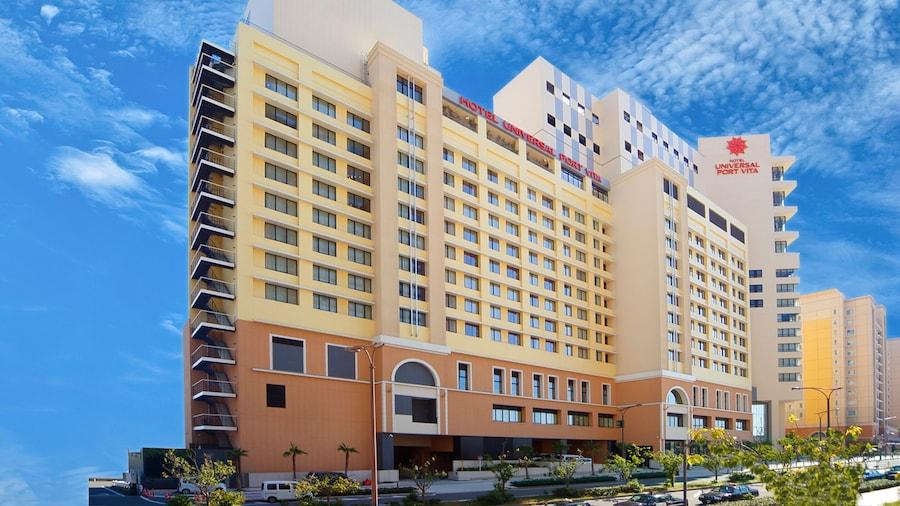 โรงแรมยูนิเวอร์แซล พอร์ต วิตา