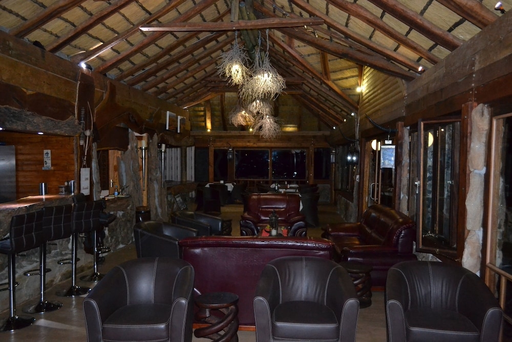 Lounge, Namib's Valley Lodge