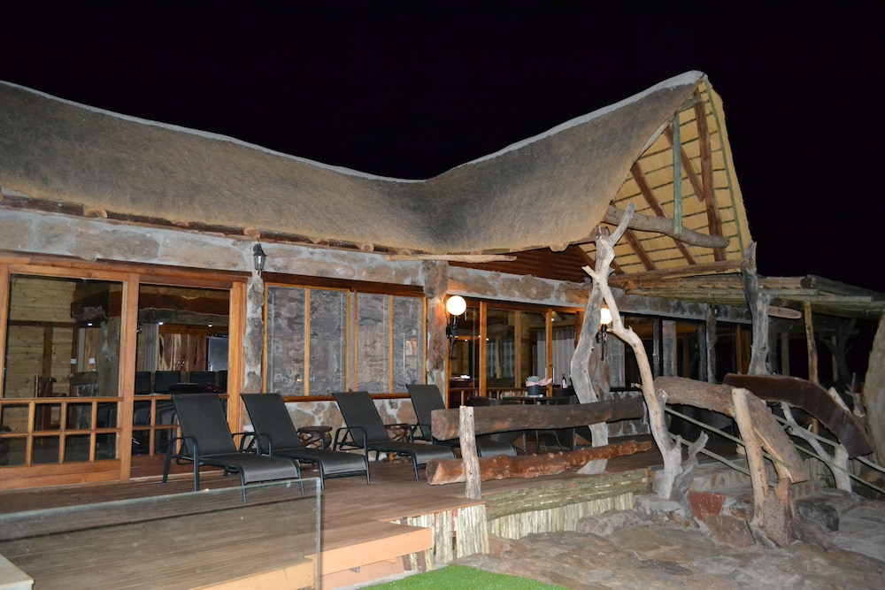 Terrace/Patio, Namib's Valley Lodge