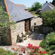 House With one Bedroom in Looe, With Enclosed Garden and Wifi - 4 km From the Beach
